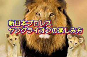 新日本プロレスのヤングライオン