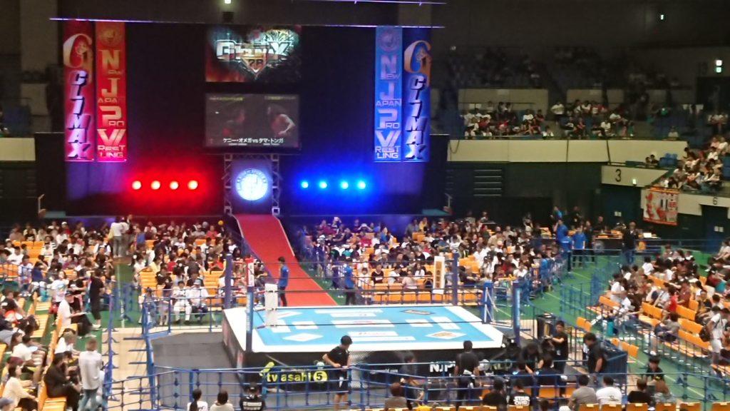 新日本プロレス2019 G1クライマックス29日程を見て感じた事
